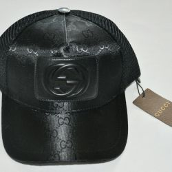 Cap with mesh / Gucci / new