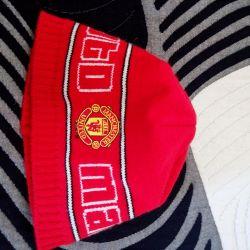 Çocuklar için Manchester United şapka