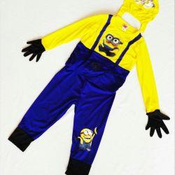 Minion costume for hire