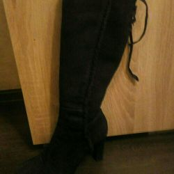Italy boots winter all natural r 38