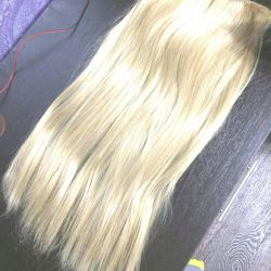 Thermo hair, strands