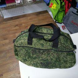 Sports bag military