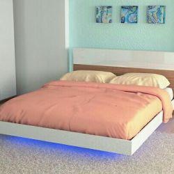 Кровать каркасная 2х13 200x160