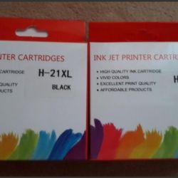 H-21XL Cartridges for HP Printer