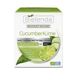 Cream Cucumber & Lemon for oily skin day / night