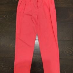 2 summer trousers