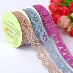 Decorative adhesive tape, for scrapbooking