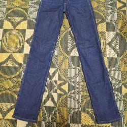 Albastru închis Jeans Jeans Wrangler Polonia