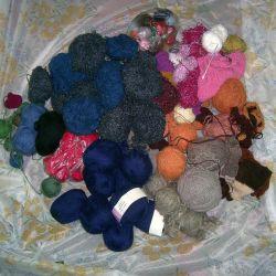 Assorted yarn No. 1