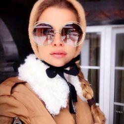 Солнцезащитные очки Chloe новые