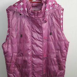 Insulated vest p.42