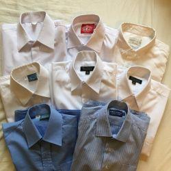 Shirts. Sizes 110-116, 116-122, 122, 128