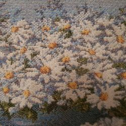 Picture Tapestry Chamomile Flowers