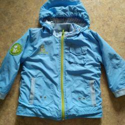 Children's jacket windbreaker height 92