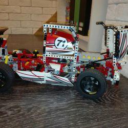 Lego Teknik 42000