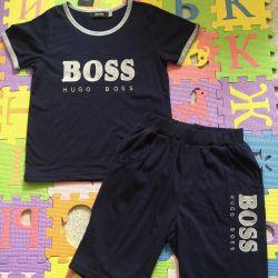 Suit summer Boss