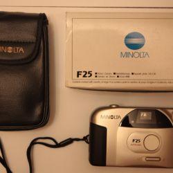 Camera Minolta F 25