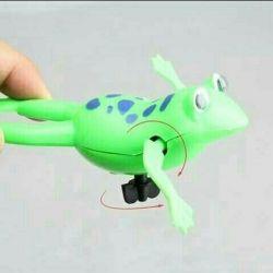 Βάτραχος κουρδιστό