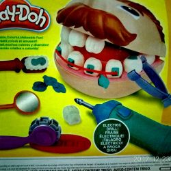 Dental Kit PLAY PLAY TO Play-Doh DENTAL