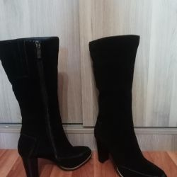 Νέες μπότες. Νέα
