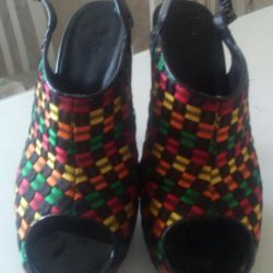 Betsy Sandals (for sale or exchange)