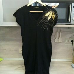 Dress 46p knitted