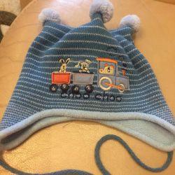 Hat + casca ca un cadou