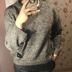 New sweaters, knitted, size 42 to 48
