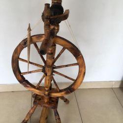 Roată rotativă veche
