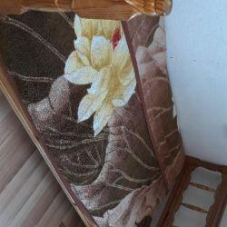 Bed bunk (pot vinde un nivel)