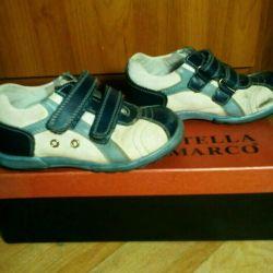Bocanci și pantofi