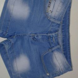 Jeans shorts new