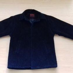 Erkek kadife ceket, beden: 46-48
