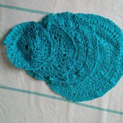 Șervețele tricotate