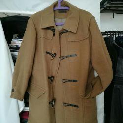 Coat Yuniklo autumn size L