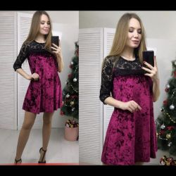 Платье на торжество 42-56 размеры