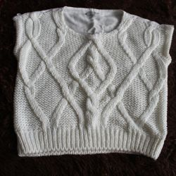 Women's knitted sweater 42-44-46