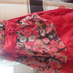 Dress for the holiday Rodeng, new