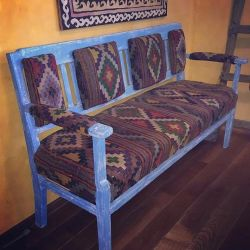 Oriental shop. Oriental furniture and oriental carpets