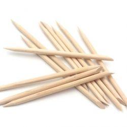 Wooden Cuticle Sticks