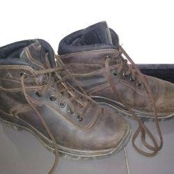 Boots demi-season nubuck
