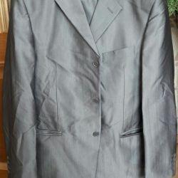 Yeni erkek takım elbise