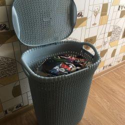 Корзина для хранения вещей/белья