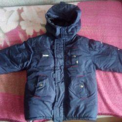 Курточка зимова на 3-4 роки