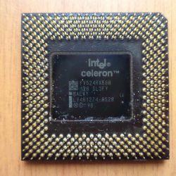 Celeron 500 633 Socket 370 processor