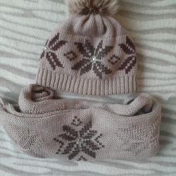 Scarf Hat Set