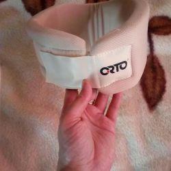 Корсет ортопедический на шею.