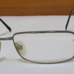 Μεταλλικά γυαλιά