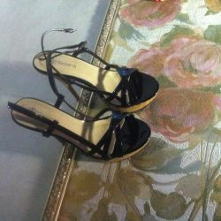 urgently dresses-kastyum. sandals as a GIFT new