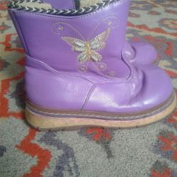 I will sell boots spring-fall